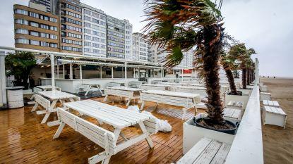 Uitbaters Oostendse strandbars mikken op opening volgende week vrijdag