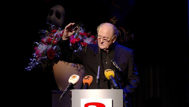 Bij Stage Entertainment van oprichter Joop van den Ende verdwijnen meer banen dan gedacht. Dat werd dinsdag duidelijk bij bekendmaking van de definitieve reorganisatieplannen van het bedrijf. Beeld null