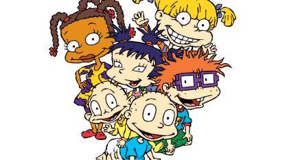 Jaren 90-reeks Rugrats komt terug