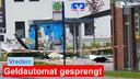 Bomexperts hebben explosieven bij een supermarkt in het Duitse Vreden tot ontploffing gebracht. De springstof bleef achter na een plofkraak op een huisje met pinautomaat op de parkeerplaats.