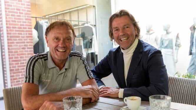 Bastiaansen en Slabbekoorn: vrienden sinds het voetbalinternaat van Willem II