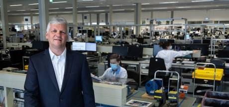Sons elektronicaconcern Neways ziet herstel orders; chiptekort remt omzetgroei in automotive sector