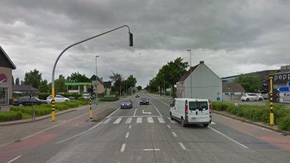 Brusselsesteenweg Wetteren deels afgesloten voor werken