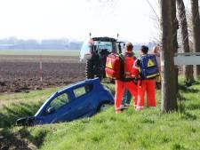 83-jarige man uit Emmeloord omgekomen bij verkeersongeluk in Luttelgeest