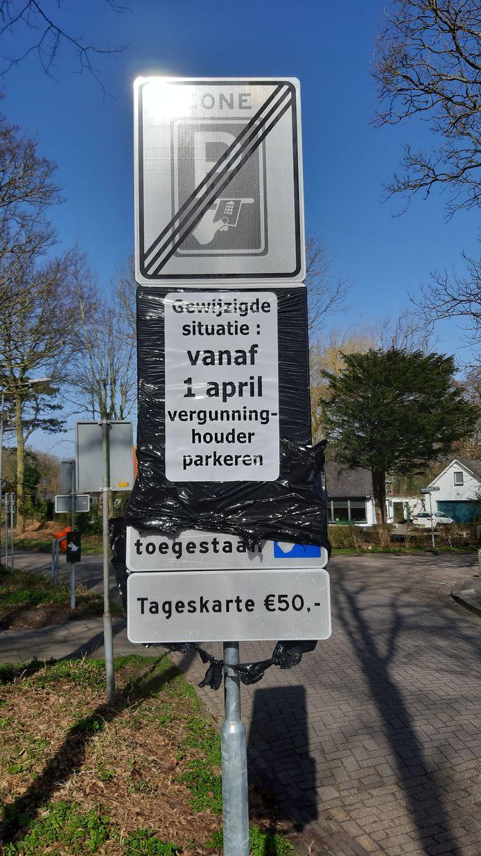 Vanaf 1 april betaald parkeren in Zoutelande