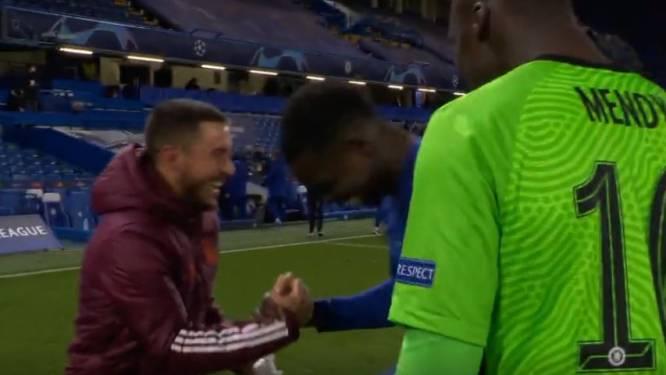 "Spaanse pers vernietigend voor Hazard, die na uitschakeling dolt met Chelsea-spelers: ""Bye bye, Eden"""
