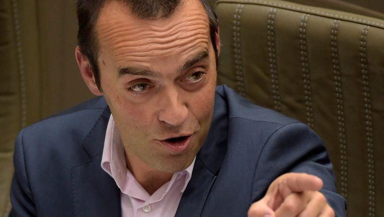 Vlaams parlementslid Bruno Tobback (sp.a). Beeld PHOTO_NEWS