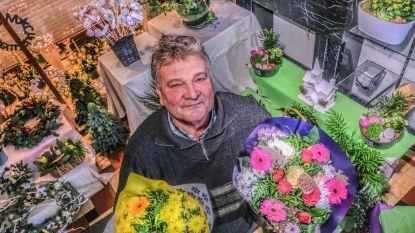 """Vlaanderen redde bloemist Ghislain van het faillissement: """"In januari ga ik zelfs mijn winkel vernieuwen"""""""
