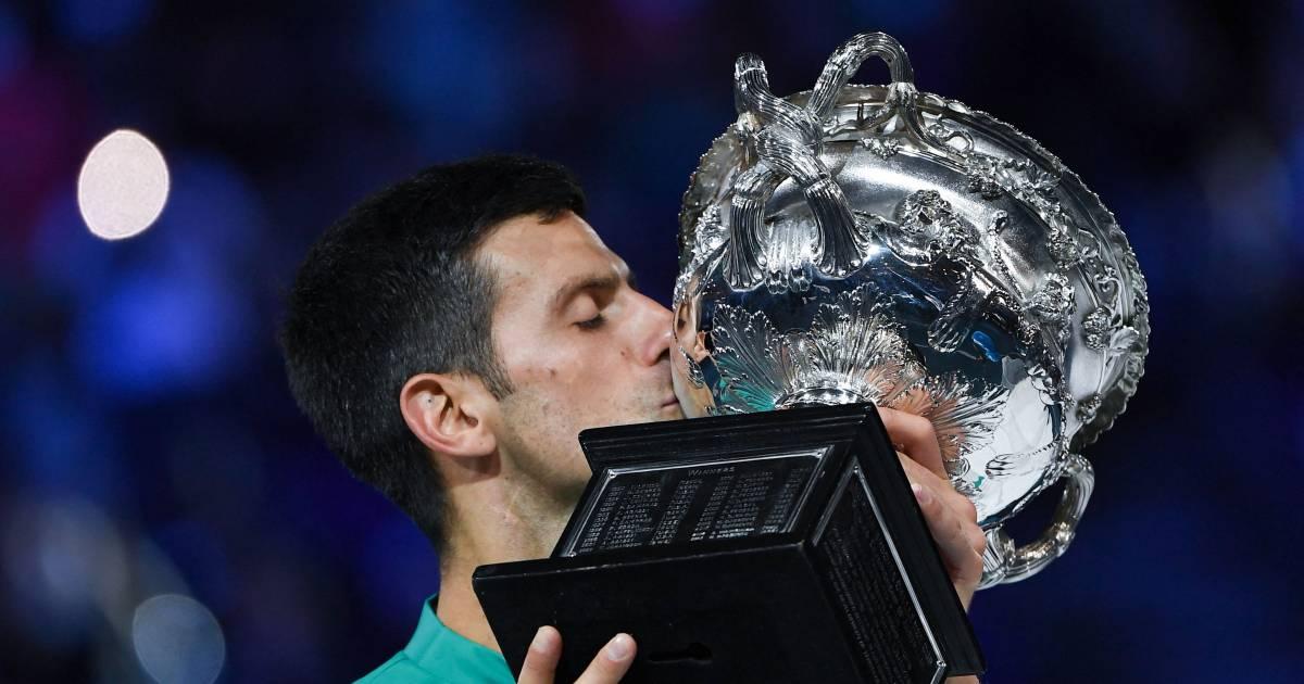 Djokovic schrijft historie met 310de week op eerste plaats wereldranglijst - AD.nl