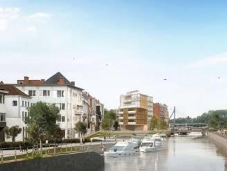 Verdere verlaging Leieboorden kost 8 miljoen euro, echte jachthaven is voor na 2024