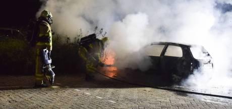 Tweede auto uitgebrand in Doetinchem, politie vermoedt brandstichting