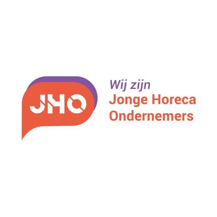 Het logo van Jonge Horeca Ondernemers.