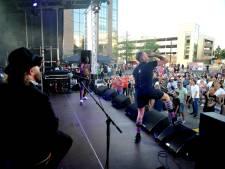 Gratis popfestival met harde muziek opent het nieuwe seizoen