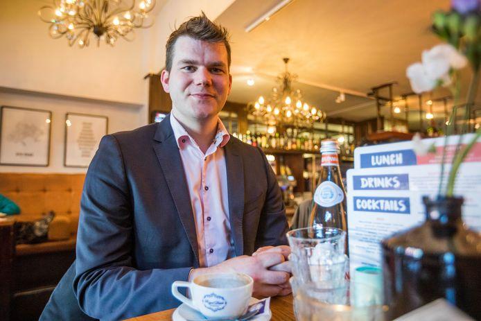 Elias van Hees verlaat de Haagse gemeentepolitiek.