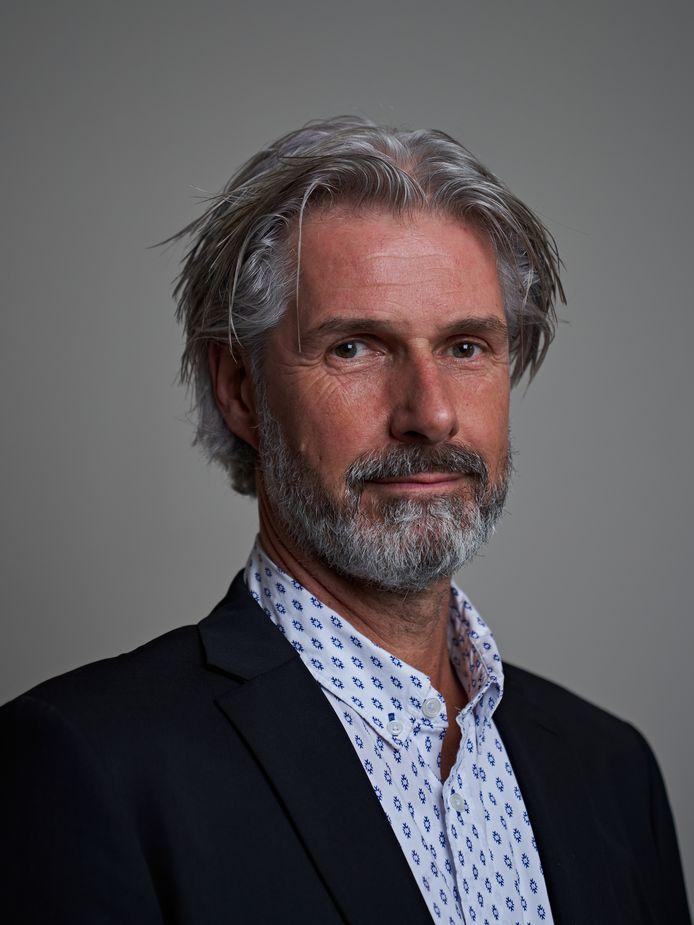 Janco Bethlehem is FVD-lijsttrekker bij de gemeenteraadsverkiezingen voor de nieuwe gemeente Maashorst.