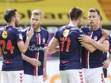 Verboden premie of niet, opgeleefd FC Emmen heeft nog niks: 'Nog een week lang topprestaties leveren'