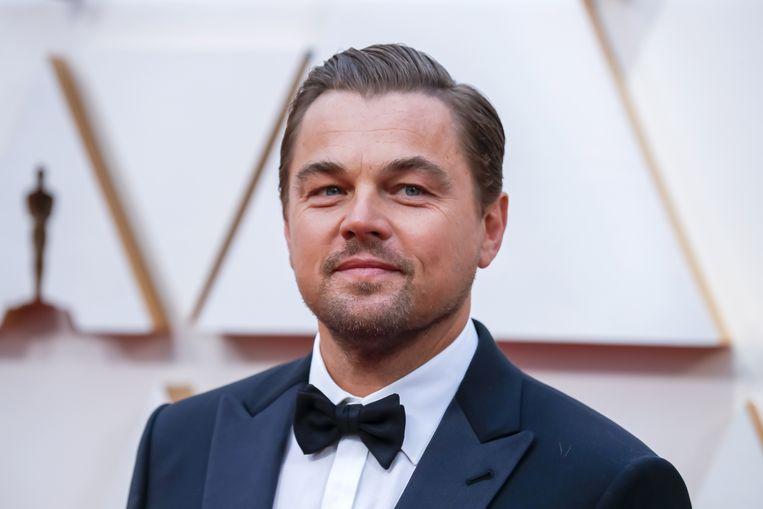 Leonardo DiCaprio. Beeld EPA