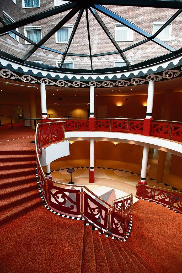 Hotel/theater Figi in Zeist.
