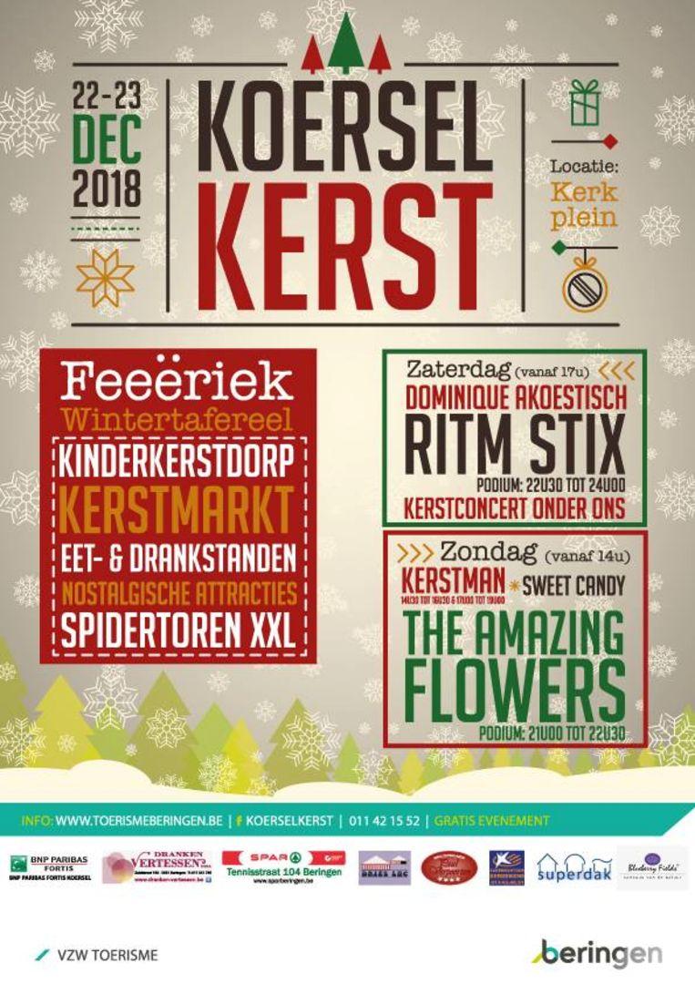 Koersel Kerst Op 22 En 23 December Beringen In De Buurt Hln