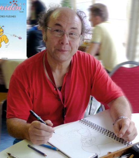"""Le dessinateur Malik, papa de """"Cupidon"""", décède dans l'incendie de sa maison"""