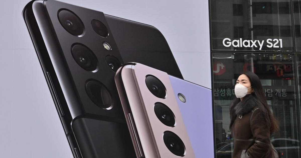 Samsung wil mobiele toestellen minstens vier jaar voorzien van beveiligingsupdates - AD.nl