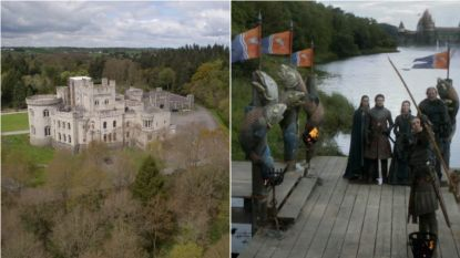BINNENKIJKEN. Altijd al in een écht 'Game Of Thrones'-kasteel willen wonen? Dat kan, voor 580.000 euro