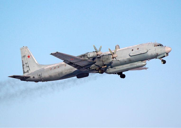 Een Russische Il-20 Beeld Kirill Naumenko