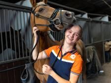 Ilse (16) bereikt de top met pony Falco: 'Twintig uur in de week bezig met trainen'