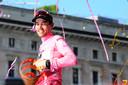 Tom Dumoulin werd de eerste Nederlander die de Giro won