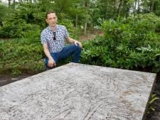 Leon beheert privé begraafplaats van bekende Deurnese familie Wiegersma: 'Gefascineerd door de rust'