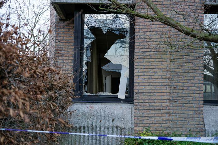 In dit verlaten bedrijfsgebouw in de Belgicastraat in Zaventem werd op 3 december een kraker gedood.