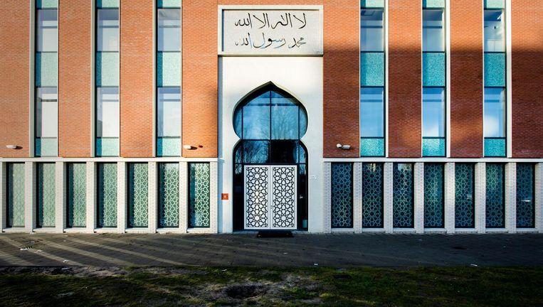 De Ummahmoskee in Nieuws-West. Beeld anp