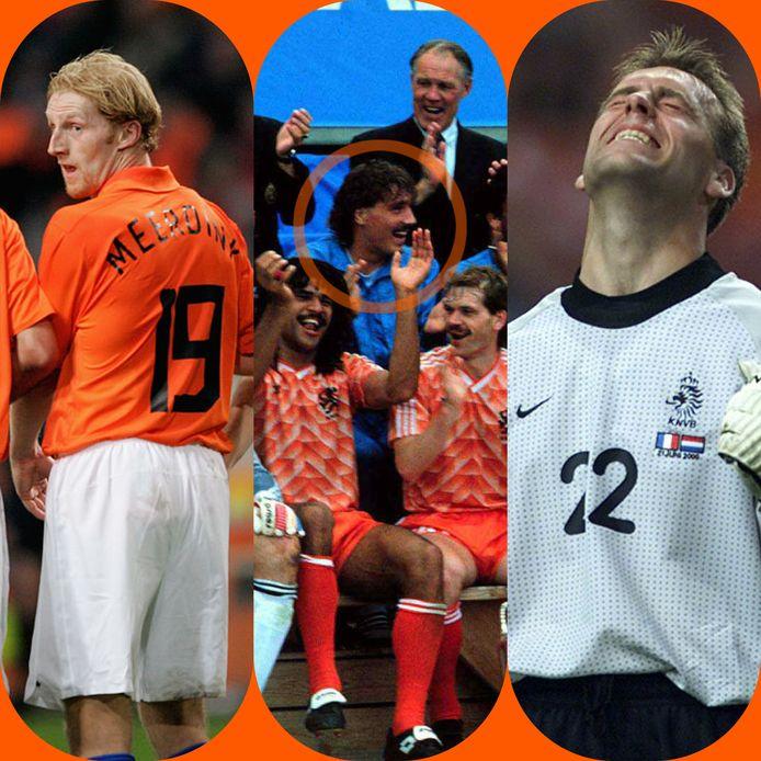 Twentse en Achterhoekse Oranje-internationals.