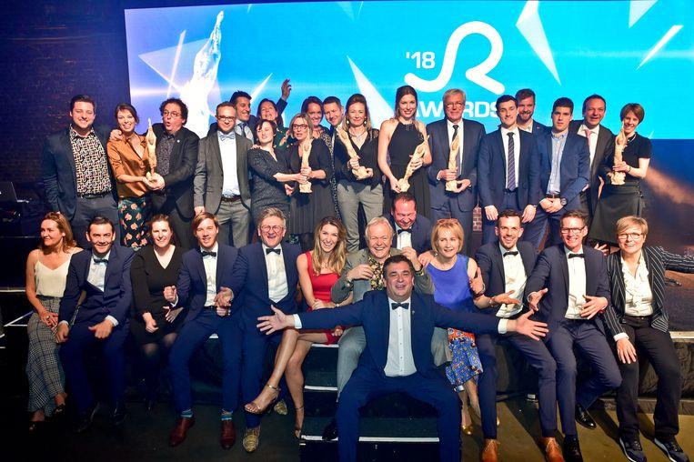 uitreiking van de  Roeselare Awards