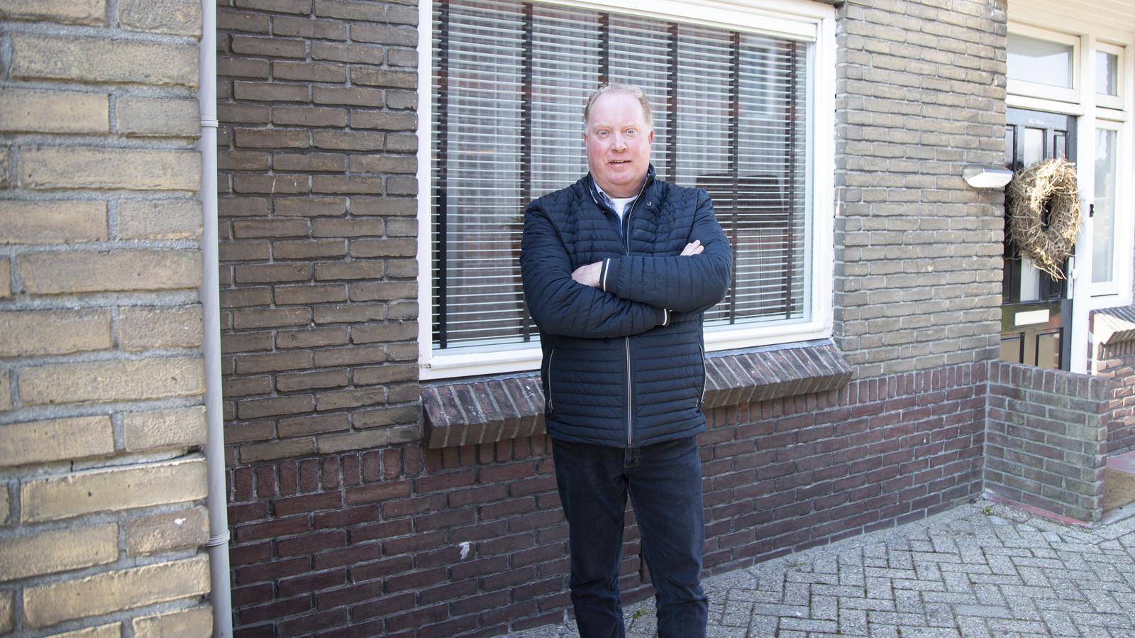 Arno Karsten uit Vroomshoop.