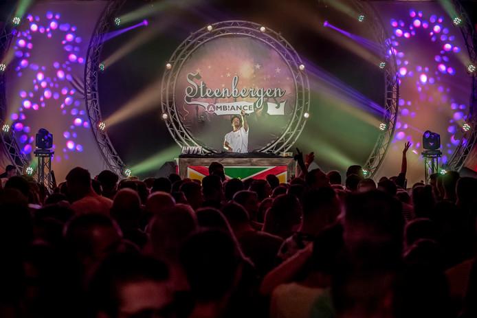 In oktober vond Steenbergen Amb!ance in het Cromwiel plaats, met dj Jody Bernal op het podium.