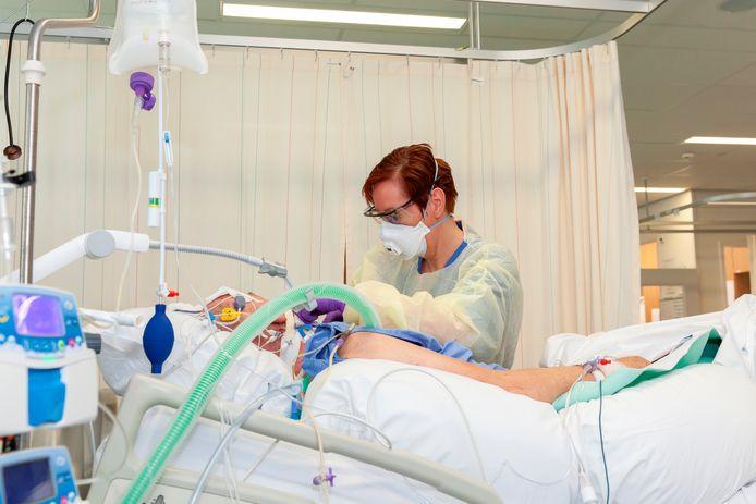 Ingrijpende behandelingen in het ziekenhuis, zoals beademd worden op de ic, kennen lang niet altijd een goede afloop.