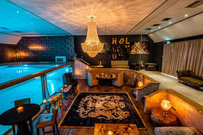 Villa Weizigt in Dordrecht is als gevolg van de lockdown alweer sinds november dicht.