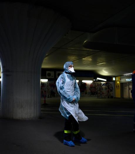 À Paris, des soignants sous escorte pour éviter les agressions
