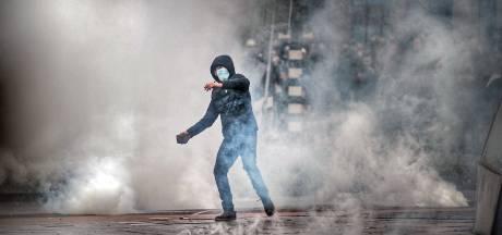 Politie houdt 35-jarige man aan voor avondklokrellen in Eindhoven