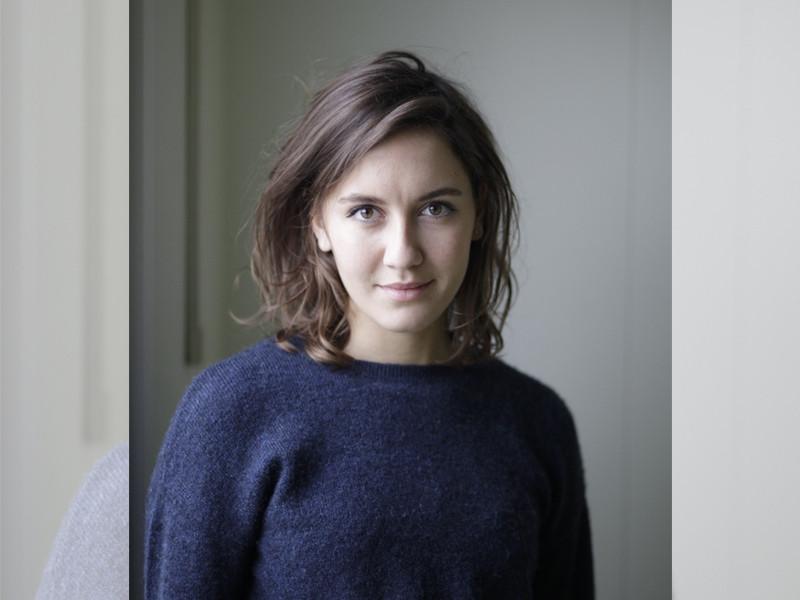 Anne van der Brug vertolkt de rol van Anne Frank in 'Het Achterhuis'