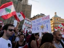 Immense manifestation à Beyrouth contre la corruption