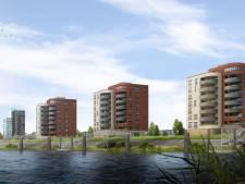 Interesse voor nieuwe appartementen aan de IJssel vooral van kopers buiten Kampen