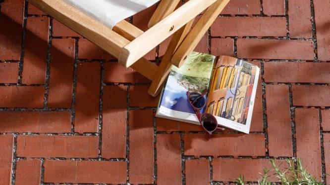 Je terras of oprit aanleggen? Uit deze waterdoorlaatbare materialen kan je kiezen