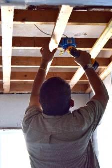 Concrete plannen voor nieuwe  woningen in Sirjansland