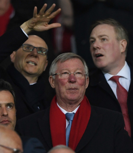 Sir Alex hoopt op winst ManUnited in Europa League