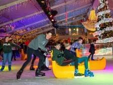 Uit met de schaatspret, Bergse ijsbaan gaat niet door: 'Dit risico kunnen we er niet bij hebben'