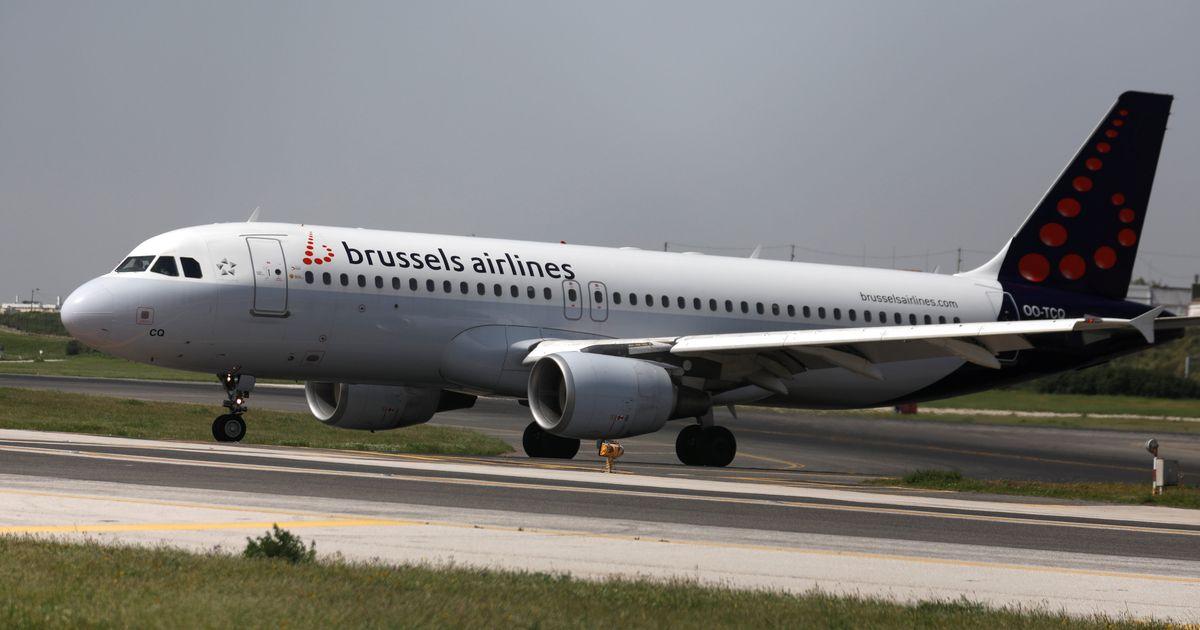 Vliegtuig Brussels Airlines in panne, 106 reizigers gestrand in Malaga