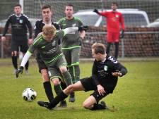 Wout van Blijderveen plakt er bij vierdeklasser SCP nog twee seizoenen aan vast