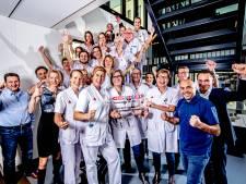 JBZ in Den Bosch is het beste topklinisch ziekenhuis van Nederland